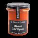 Confiture d'abricot au miel et pignons