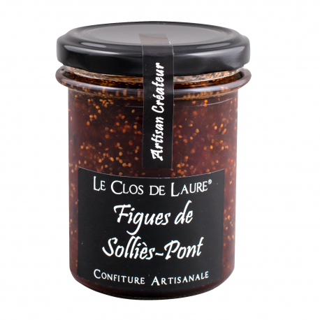 Confiture de figue de Provence