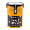 Confiture de citron de la Côte d'Azur