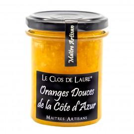 Confiture d'orange douce de la Côte d'Azur