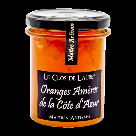 Confiture d'orange amère de la Côte d'Azur