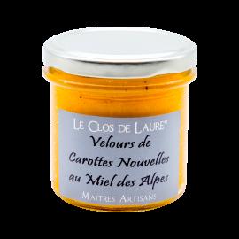 Velours de Carotte au Miel et Cumin - 140gr