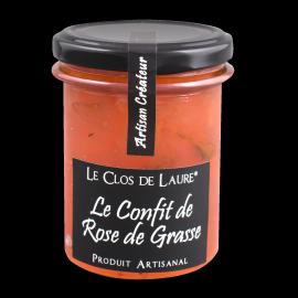 Confit de rose de Grasse