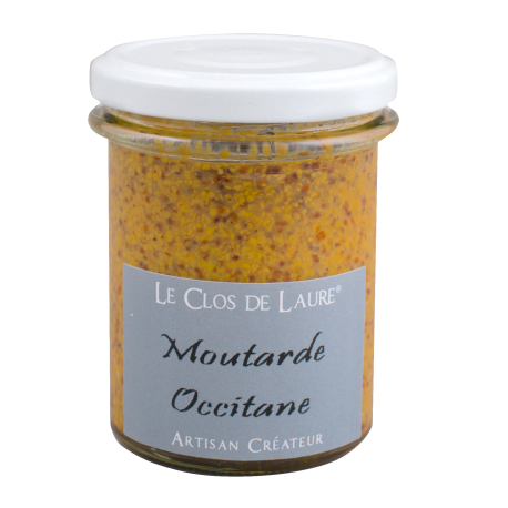 Moutarde occitane