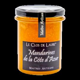 Confiture de mandarine de la Côte d'Azur