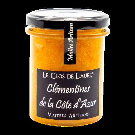Confiture de Clémentine de la Côte d'Azur