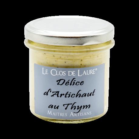 Délice d'artichaut au thym - 140g