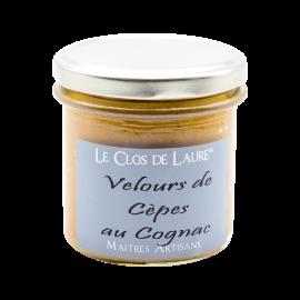 Velours de Cèpes au Cognac - 140g