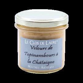 Velours de Topinambours et Châtaigne - 140g