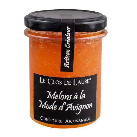 Confiture de melon à la mode d'Avignon